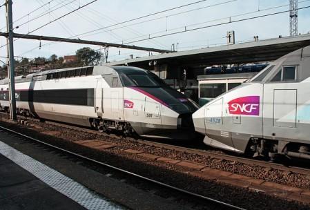 Se rendre en Bretagne en train